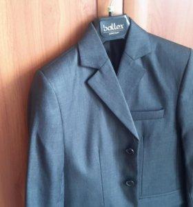 Костюм для мальчика(пиджак+брюки+сорочка+галстук)