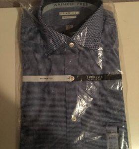 Новая рубашка Van heusen 16 34/35