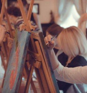 Уроки рисунок живопись графика