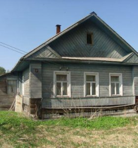 Дом на участке 25 соток