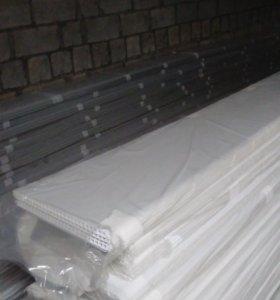 Пластиковые панели 25см *6м