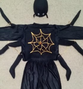 Костюм паука, паучихи напрокат