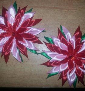 Цветы-резинки