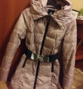 Пальто тёплая зима