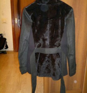 2 пальто демисезонных