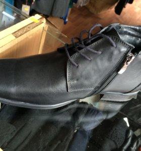 Отличные мужские ботинки на зиму