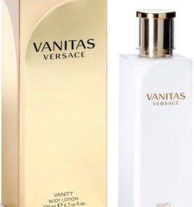 Новый парфюмерный лосьон для тела VERSACE VANITAS.