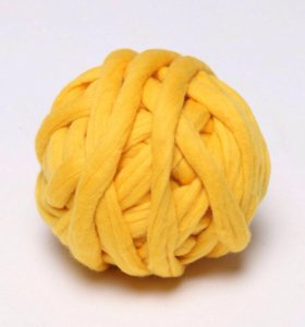 Толстая пряжа для ручного вязания