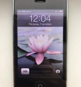 Iphone 3G S (Айфон 3 G S) 8Gb