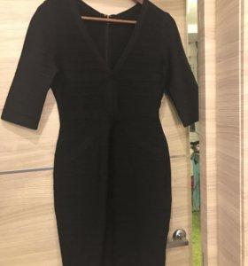 Утягивающее платье Herve Leger