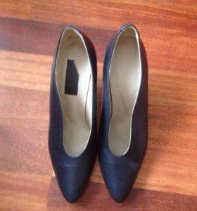 Туфли из советского прошлого