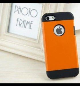 Броне чехол на iPhone 5,5s