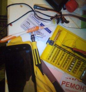Ремонт планшетов телефонов