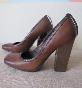 Туфли нат кожа 40 разм