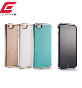 Ударопрочный чехол ElementCase® Solace iPhone 6/6s