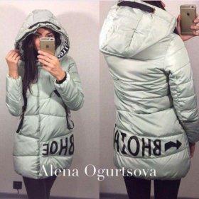Куртки осень-зима ❄️👍🏾
