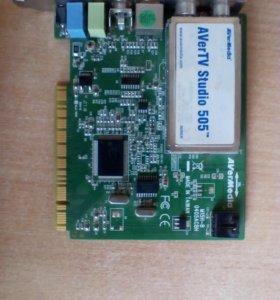 TV-юнер AVerMedia Technologies AverTV Studio 505