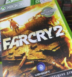 Farcry 2 Xbox 360
