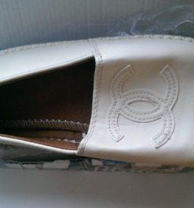 Женская обувь, балетки новые!