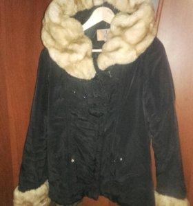 Курточка (зима)