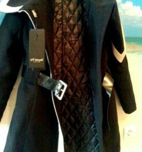 Пальто новое Очень Теплое на синтепоне