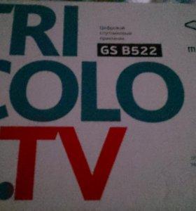 Триколор комплект на один телевизор с установкой!!