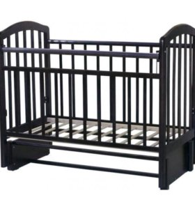 Кроватка-маятник Алита 5 венге