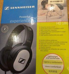 Наушники Sennheiser HD 180