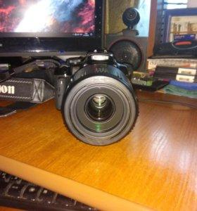 Canon eos 400d + sigma 70-300mm