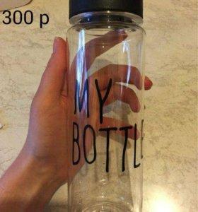 Спорт бутылка