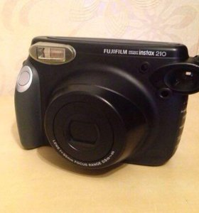 Полароид в аренду. Polaroid Instax 210. кассеты