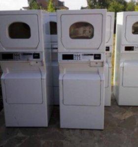 Стиральная сушильная колонна автомат прачечная бу