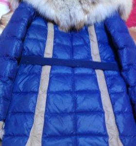 Пуховик-зимний
