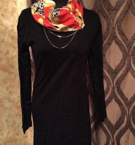 Новое платье-туника размер 50-52