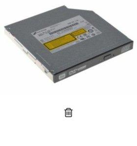 Оптический накопитель dvd-rw для ноутбука