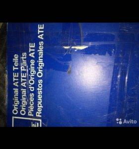 Тормозные диски на мерседес е211