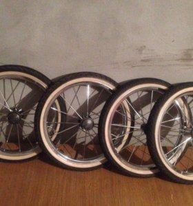 Колёса для коляски Roan