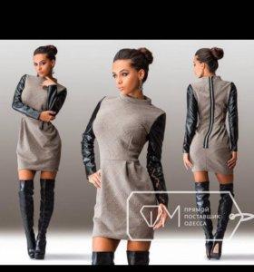 Платье новое М-L