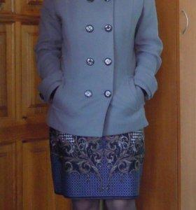 Пальто весна - осень (42-44 размер)