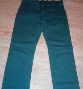 Джинсы и брюки,110-116
