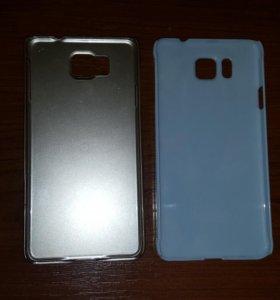Чехлы на телефон Samsung Galaxy Alpha