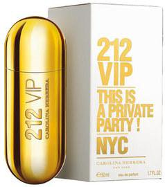 212 VIP КЛАСИКА CAROLINA HERRERA, 80ML