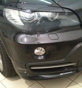Реснички для BMW x6 x5