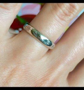 Серебряное кольцо 💍 925 пробы