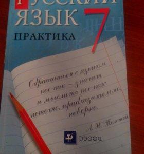Практика русский язык 7 класс