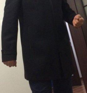 пальто ZARA men новое