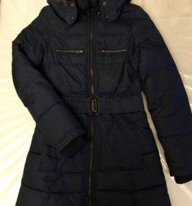 Пальто пуховое ZARA