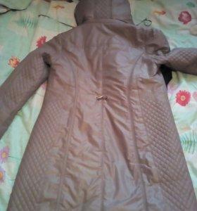 Пальто одето пару раз, состояние нового.
