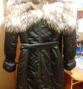 Пальто женское 46 осень-зима