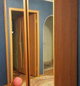 Шкаф купэ ширина 1.45 высота 2.45